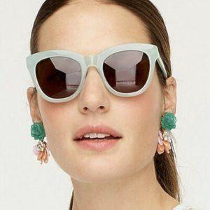 🔥NWT JCrew Jungle Flora Multicolor Earrings